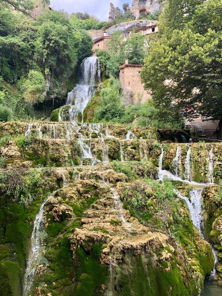 Rondreis door Spanje en Portugal: Orbaneja de Castillo