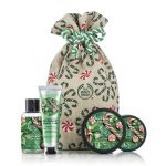 Re-wild your world: goed doen met The Bodyshop kerstcollectie!