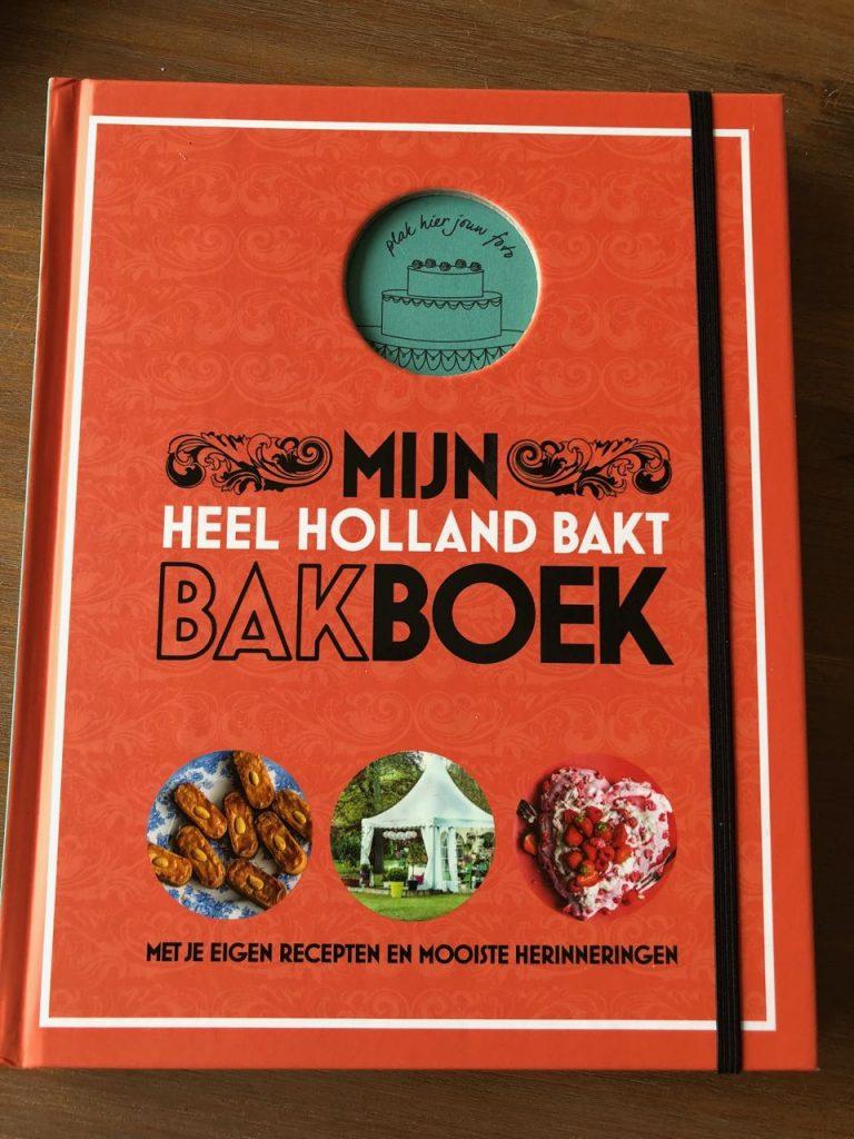 kookboekenweek - heel holland bakt mijn bakboek