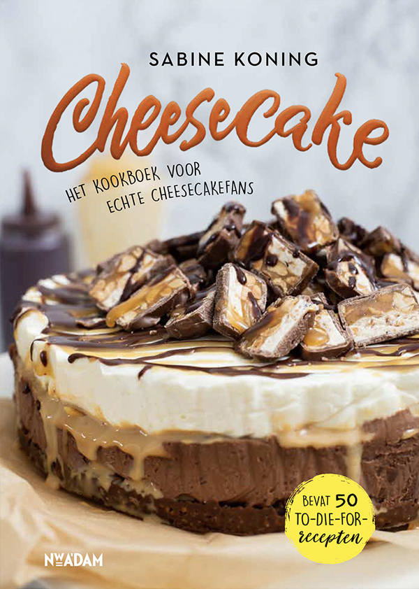 kookboekenweek: cheesecake