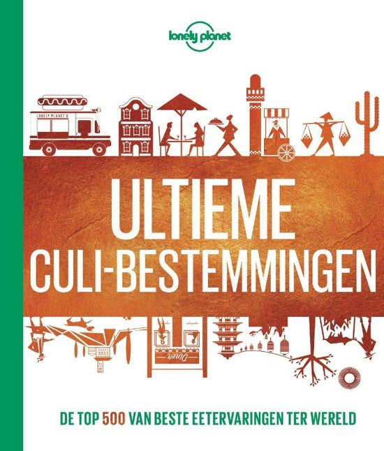 kookboekenweek: ultieme culibestemmingen lonely planet