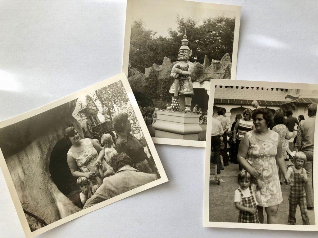geschiedenis van de Efteling