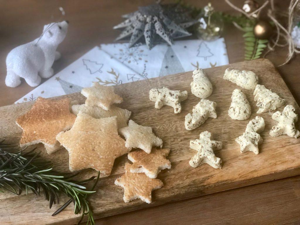 toast met truffelboter