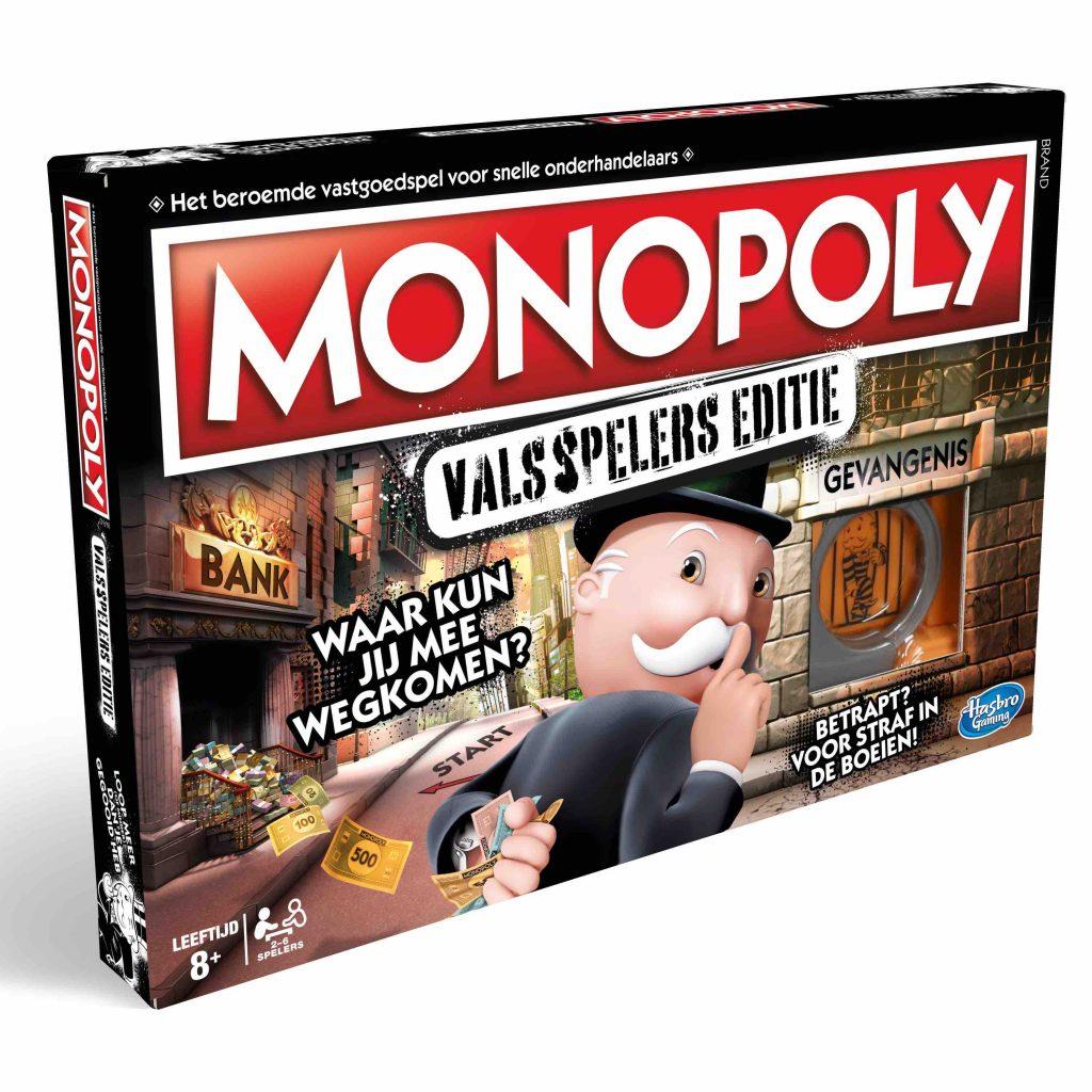 review Monopoly valsspelerseditie
