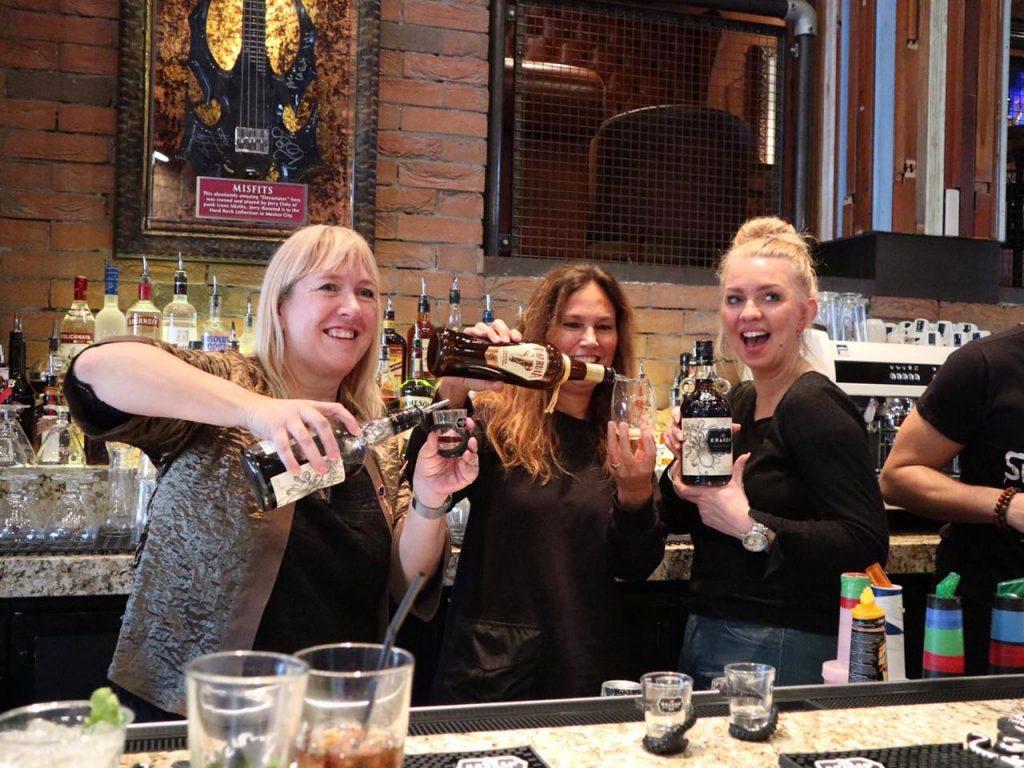 My happy life november 2018 - cocktails
