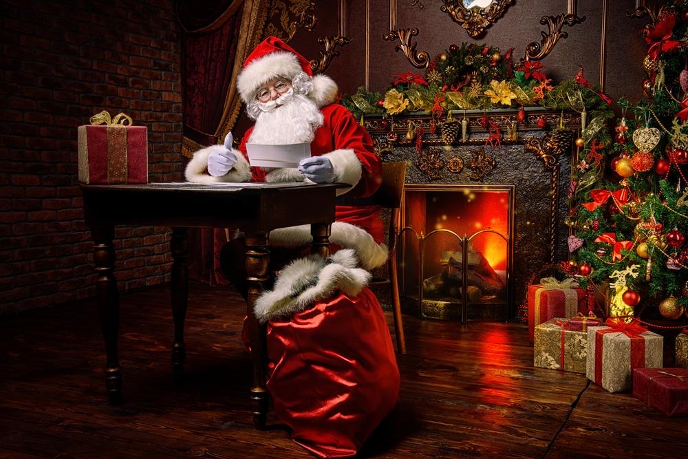 schiedenis van de kerstman