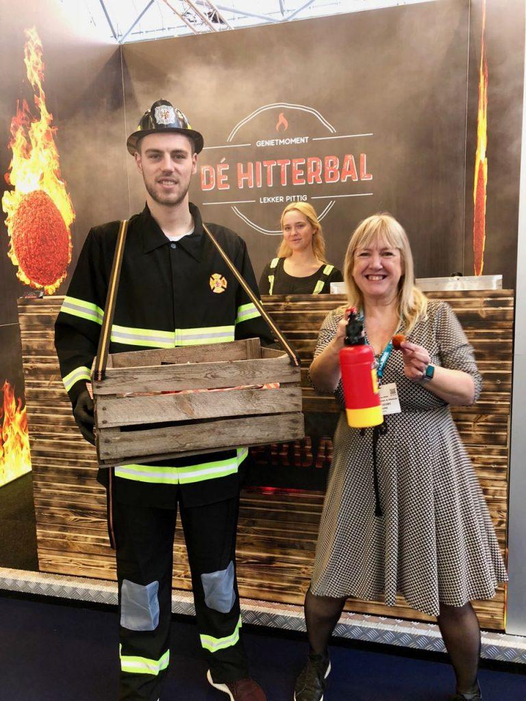 Noviteiten Horecava 2018 - De Hitterbal