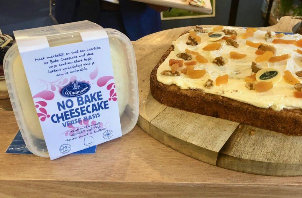 Noviteiten Horecava 2019 - Cheesecake