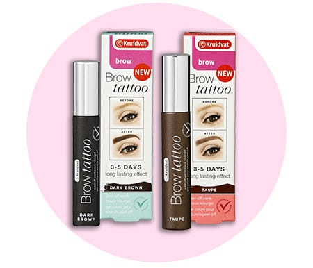 beauty essentials brow tattoo