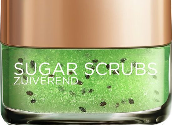 beauty essentials sugar scrub