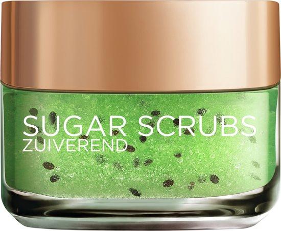 beauty essentials sugar scrub