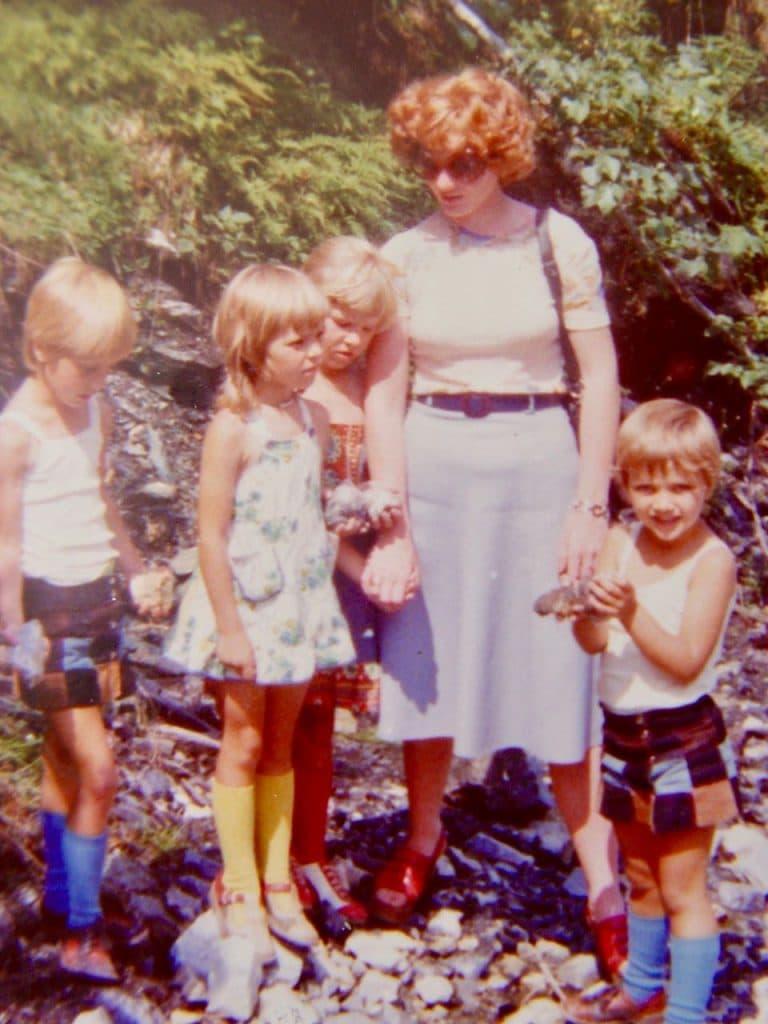 Dagelijks leven in de jaren 70 - mode