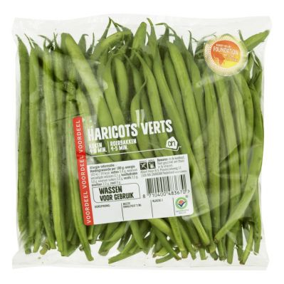 lifehacks in de keuken - haricot verts