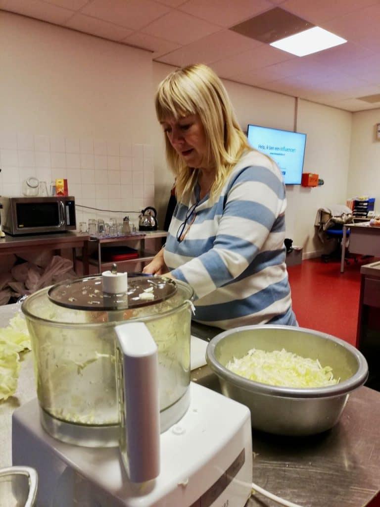 Zuurkool maken