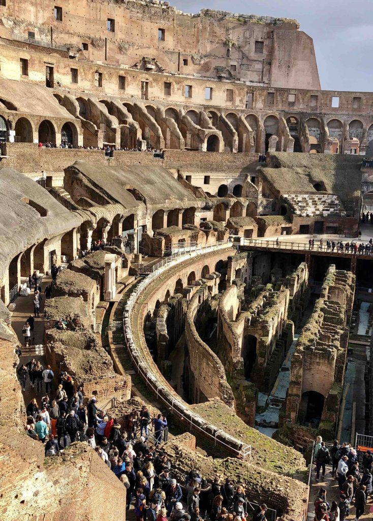 Adembenemend Rome - colosseum