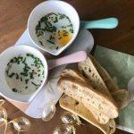 Oeuf en cocotte - eieren uit de oven