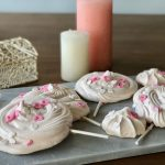 Roze meringue lollies (moederdagtip!)