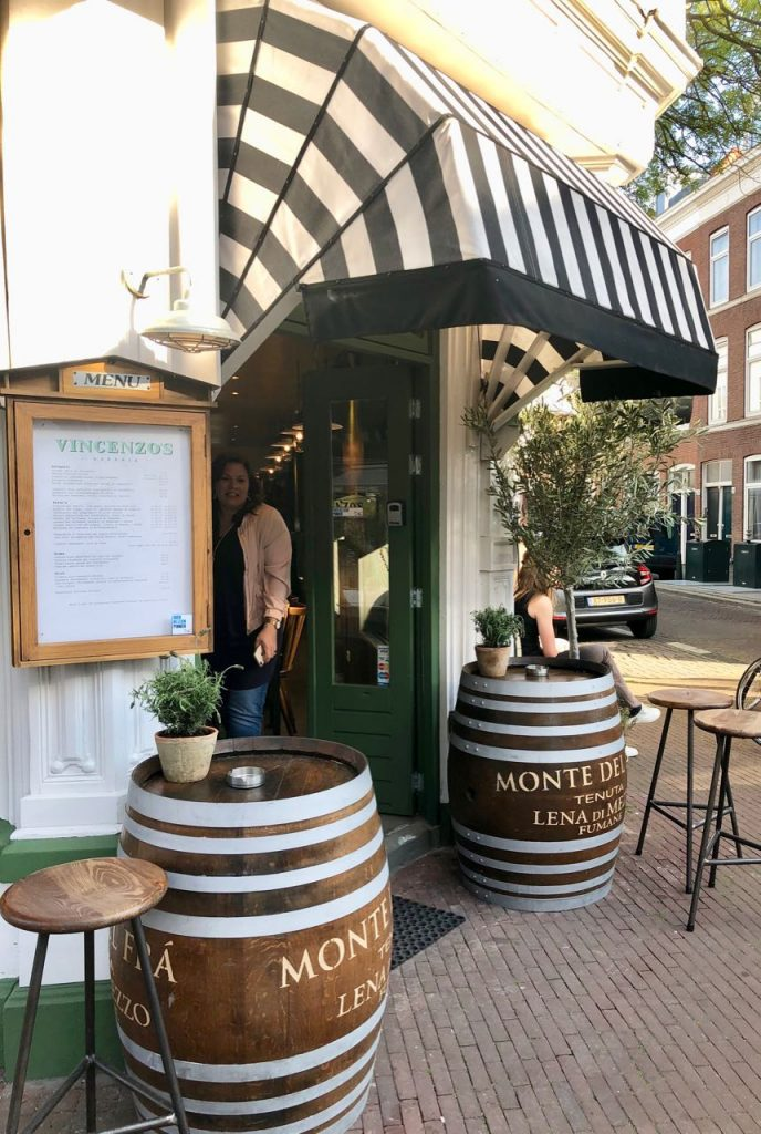 Vincenzo's