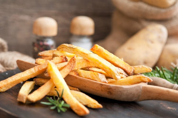 verse patat maken