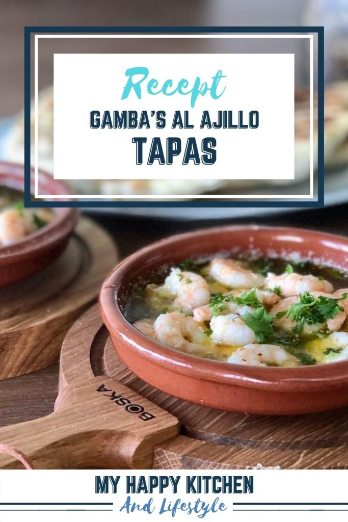 Pinterest pin gambas