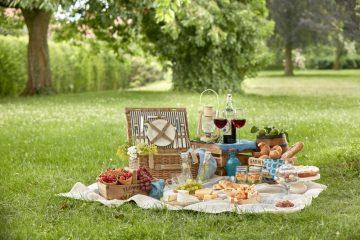 Geschiedenis van beroemde gerechten: picknick