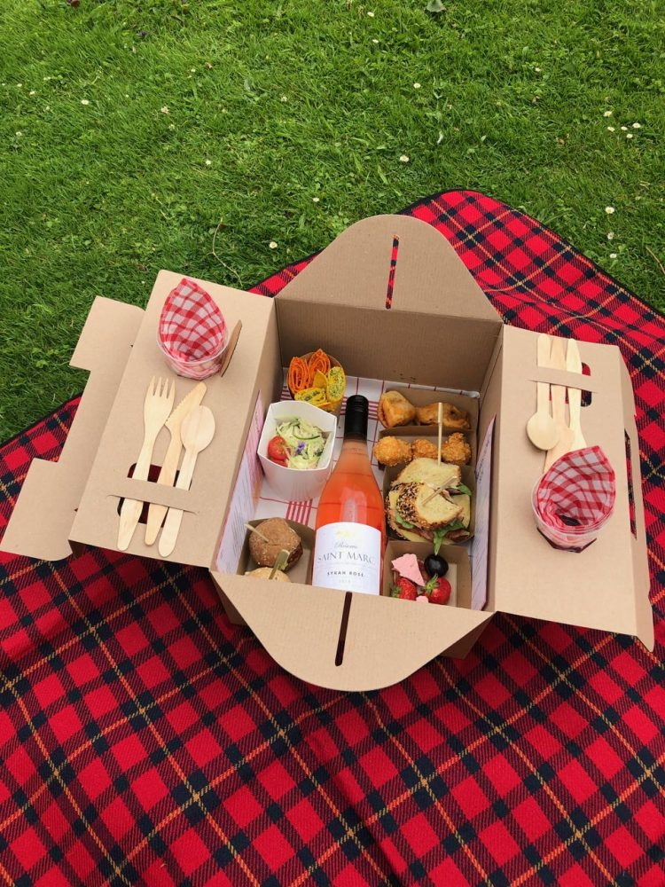 Picknickbox Karakter