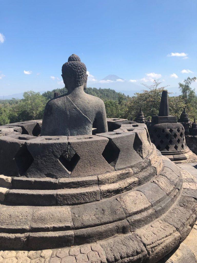 Rondreis Java en Bali - Borobudur