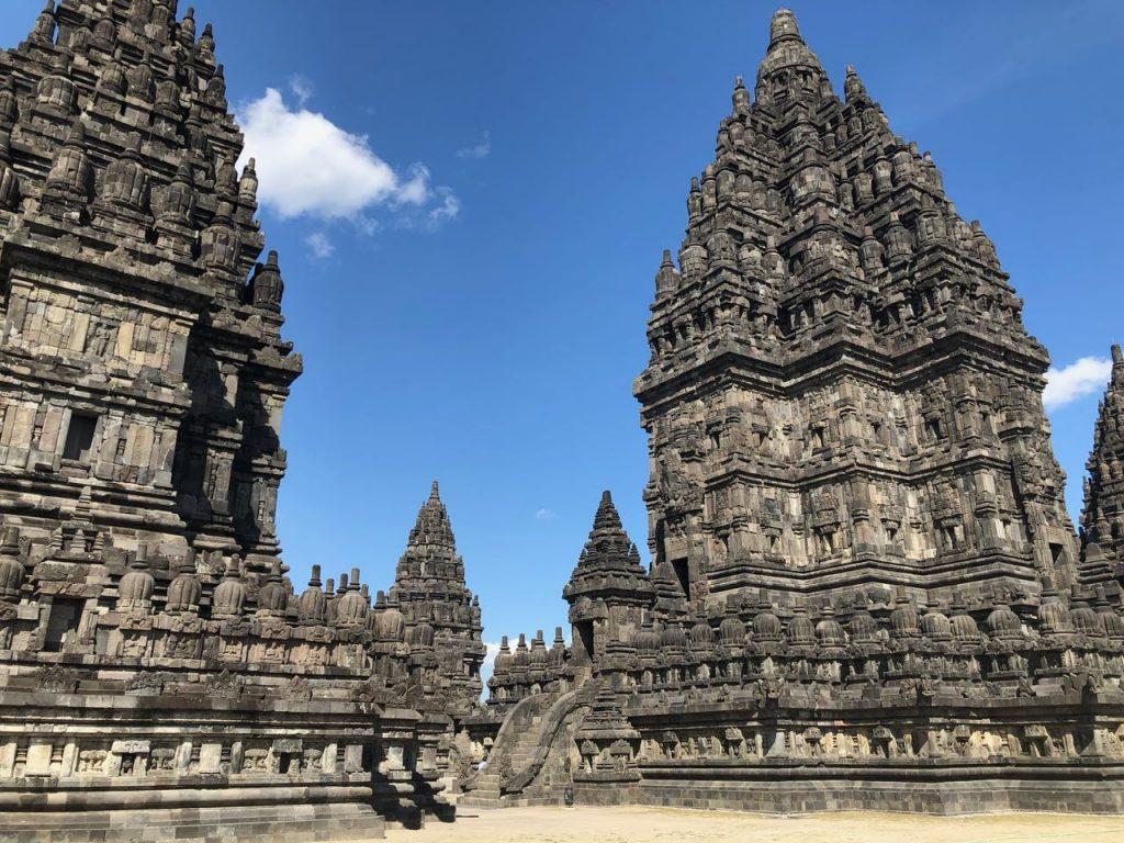 Rondreis Java en Bali - Prambanan