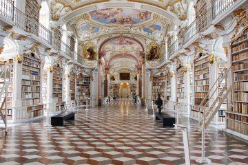 Mooiste bibliotheken en boekwinkels