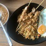 'Alle Indische keukengeheimen' en recept saté babi