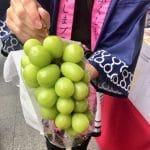 Japanse delicatessen uit Fukushima