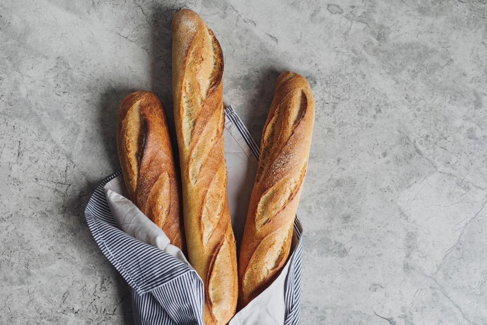 Geschiedenis van beroemde gerechten: stokbrood