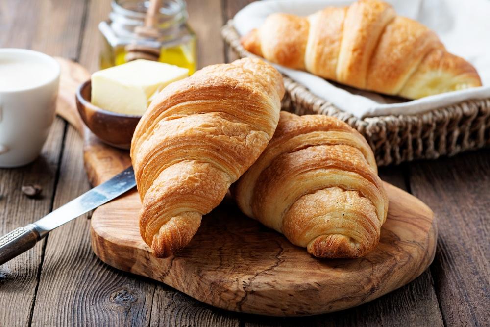 Geschiedenis van beroemde gerechten: croissants