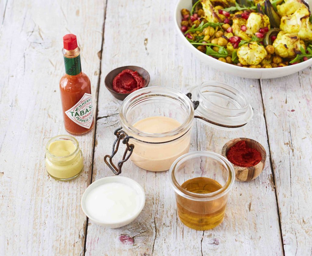 Tabasco dressing