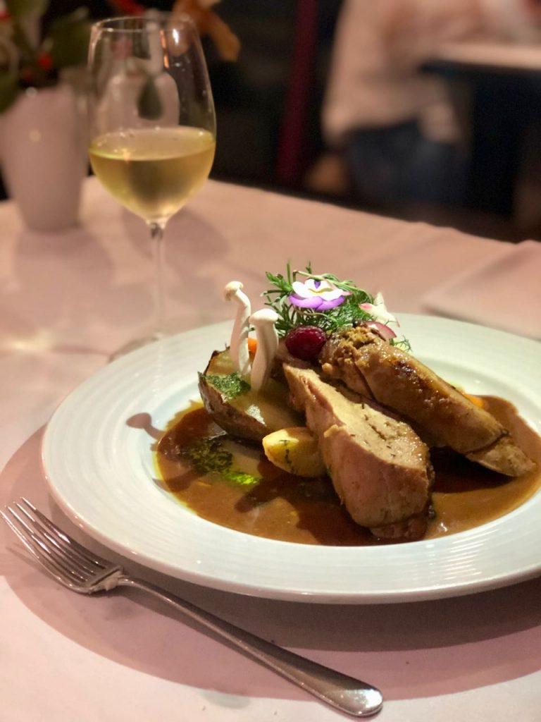 uit eten op Madeira