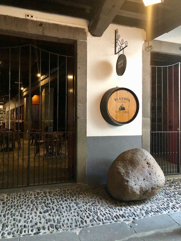 highlights van Madeira - Blandy's