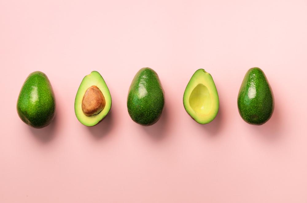 trends in eten en drinken - de jaren 10 avocado