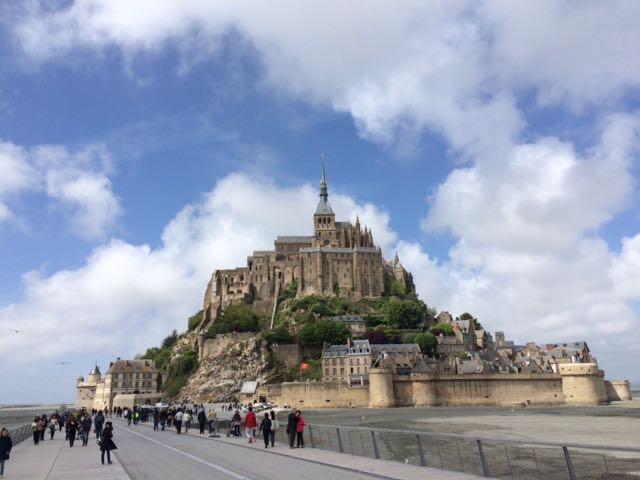Tips voor een korte vakantie naar Normandië - Monte San Michel