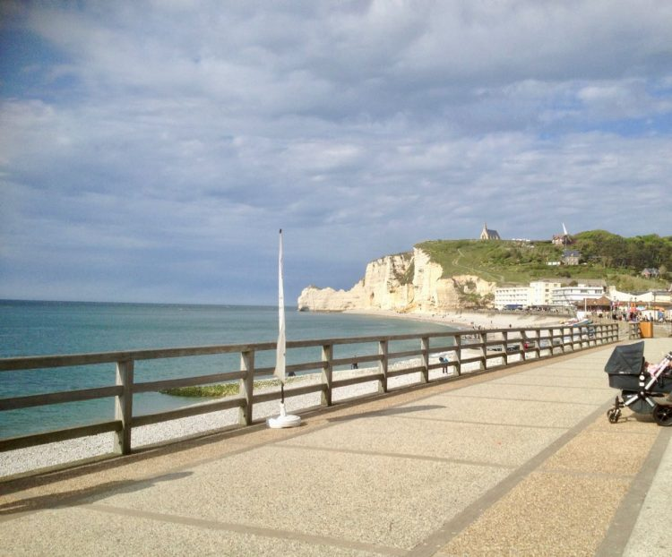 Tips voor een korte vakantie naar Normandië- Etretat