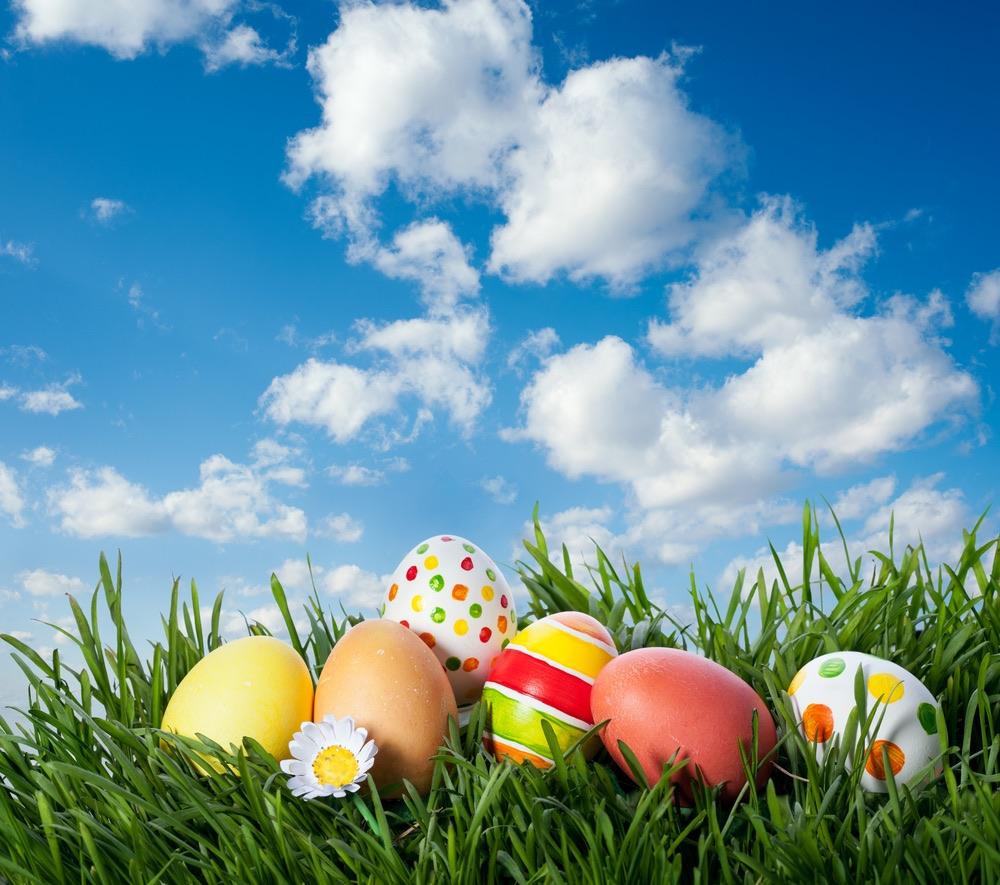 geschiedenis van de paashaas (en de eieren)