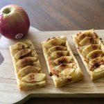 Appelmeisjes bakken