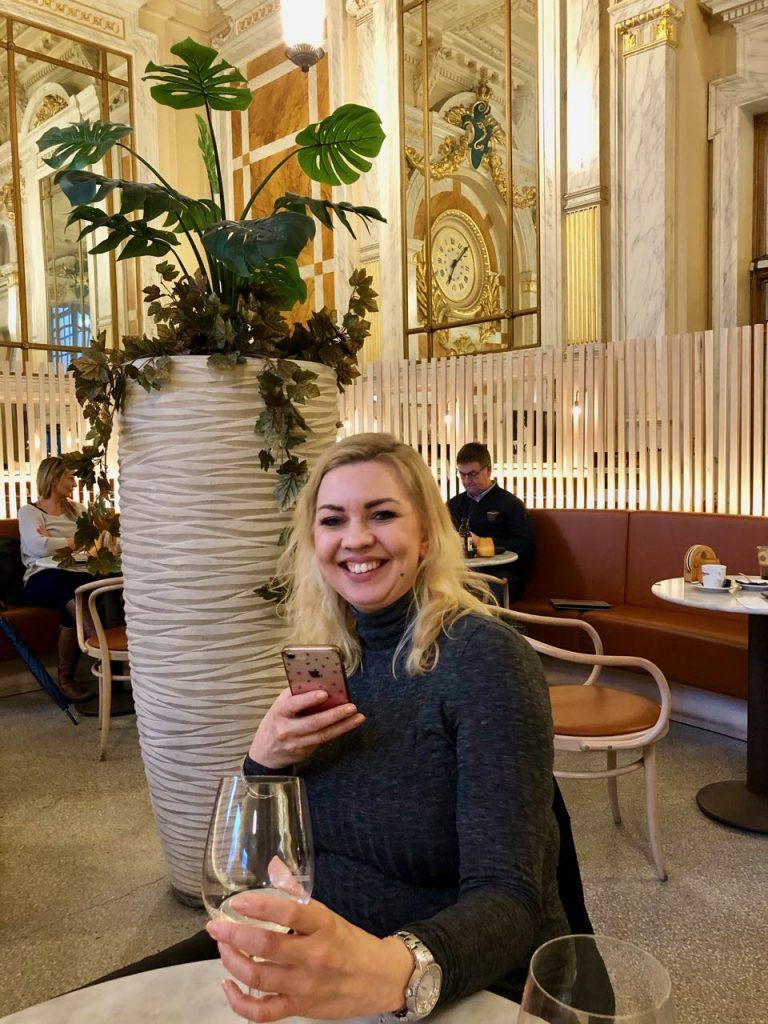 Antwerpen met Heidi