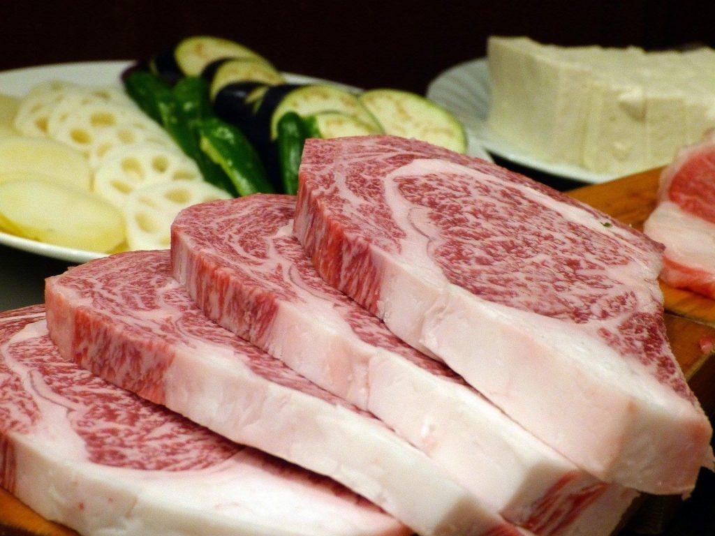 duurste eten ter wereld - kobe rundvlees