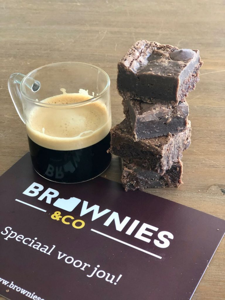 The Perfect Brownie Box