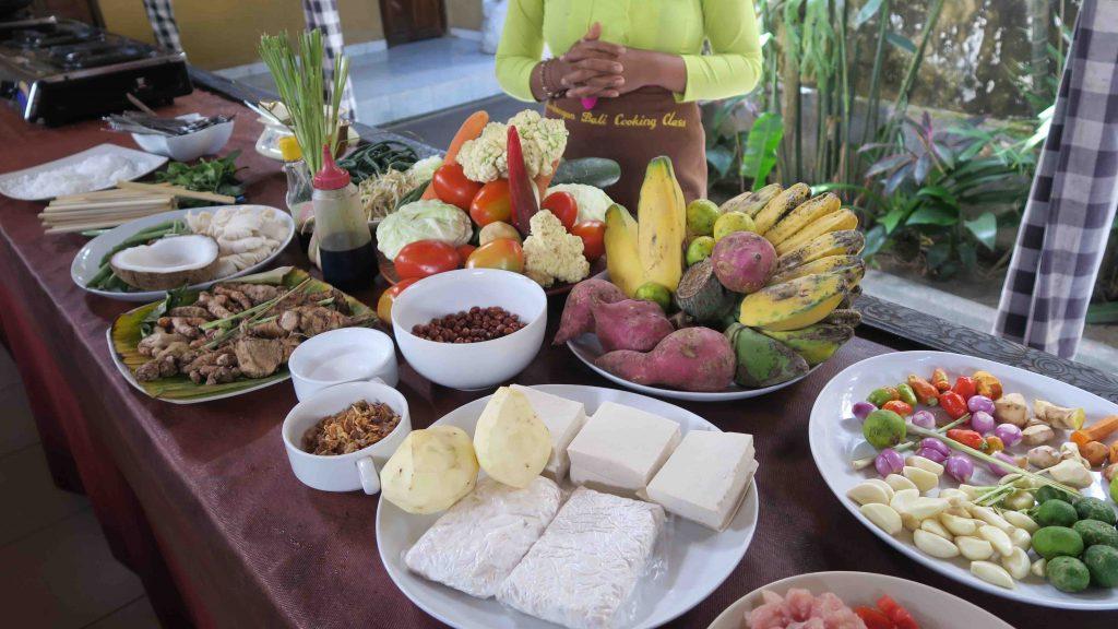 Kookworkshop op Bali