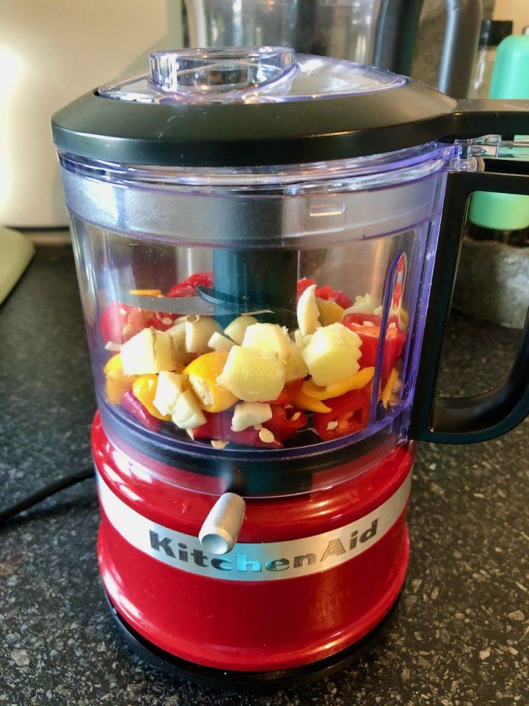 zoete chilisaus maken