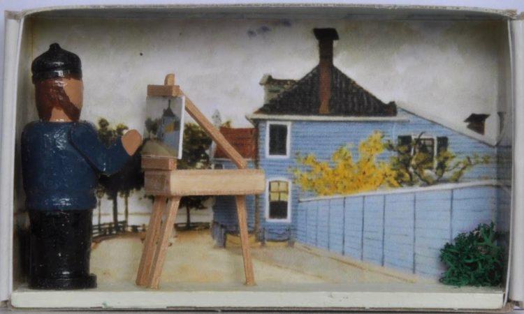 luciferdoosje het blauwe huis