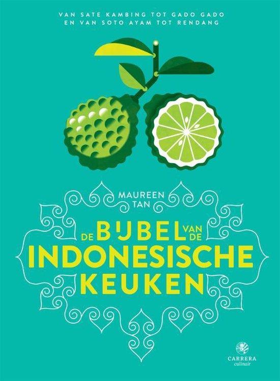 bijbel van de indonesische keuken