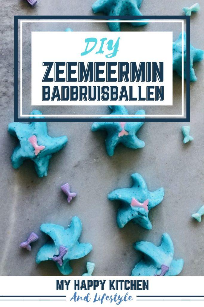 Zeemeermin badbruisballen