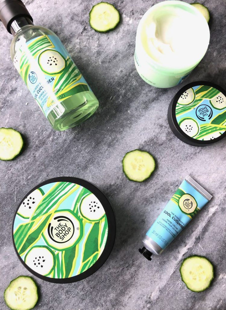 The Bodyshop special editions